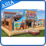 Inflatable Old West Fun City/ Playground/Inflatable Old Western Amusement Park