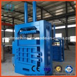 Automatic Vertical Hydraulic Baler for Wasted Plastic Pags, Films Recycling