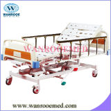 Two Manual Crank Hydraulic Hospital Bed