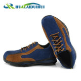 Anti Smash Steel Plate Woodland Safety Shoes