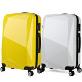 ABS Luggage Case with Diamond Cuts