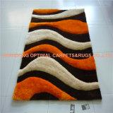 Modern Design Fancy 3D Polyester Shaggy Carpets
