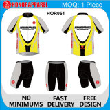 Honorapparel Sublimated Quick Dry Fashion Cycling Wear