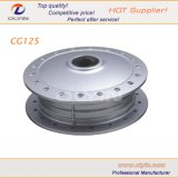 Motorcycle Body Parts, Cg125 Motorcycle Front Wheel Hub for Motorcycle Parts Honda