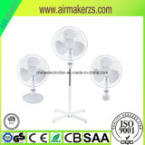 Home Appliance Cheap 16inch 3in1 Electrical Stand Fan