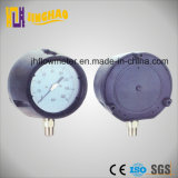 High Quality 100mm Bellows Differential Pressure Gauge (JH-YL-TFE)