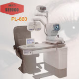 Latest Ophthalmic Chair and Stand Pl-860 Optical Chair Unit