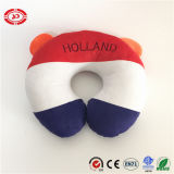 Holland Flag Color Match Creative Baby Neck Support Neck Pillow