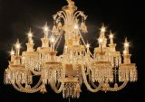 Hot Sale Classic Style Crystal Chandelier Indoor Use for Home and Hotel Pendant Lamp