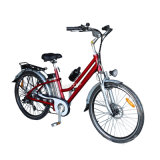 250W Lithium Battery City Electric Bicycle (TDE-038B)
