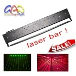10 Heads Single Color Beam Laser Curtain
