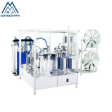 High Quality Fully Automatic Flap Disc Machine for Flap Disc Making
