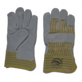 Industrial Leather Working Hand Gloves
