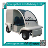 Electric Dinner Cart, 2 Seats, House Keeping Vehicle