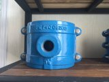 Od 250mm PE/PVC/Ductile Iron Pipe Saddle Clamp
