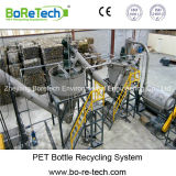 Fiber Grade Pet Bottle Recycling System (TL1500)