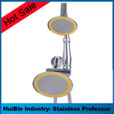 "Amazon Hot Sale Ultra-Luxury 9"" Rainfall Shower Head / Handheld Combo Shower Set with Shower Head"