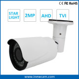 2.0MP Waterproof Starlight CCTV Camera with Full Color Day and Night