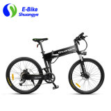 2017 Aluminum Frame Best Folding Electric Mountain Bike