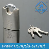 Hidden Shackle Padlock, Arc Padlock, Outdoor Use Padlock