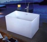Floor Standing Portable Bathtub Wholesale Freestanding SPA Bathtub (6014B)