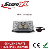 3W Mini LED Beacon Light for Police/Safety Car
