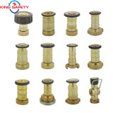 Fire Fighting Brass Fire Hose Nozzle