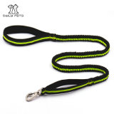 Pet Dog Leash Cable with Elastic Buffer