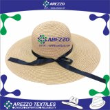 Women's Paper Straw Beach Hat (AZ017B)