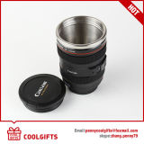 New Arrival Camera Lens Travel Coffee Mug / Cup /Thermos, Stainless Steel Mug