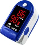 Real Manufacturer Medical Supply Equipment Device Ce FDA Blood Pressure Monitor Cms50d Finger Pulse Oximeter with OLED Display