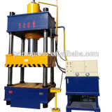 650ton Process of Making Aluminum Pot Hydraulic Presses Dished End Flanging Machine