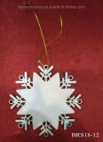 Handmade Small Wooden Carving Craft Hanging Decoration Gift for Xmas Ornament