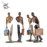 Factory Supply Outdoor Garden Decoration Bronze Bruno Catalano Sculpture Statue Bfsm-45