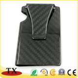 Hot Sales Large Size Carbon Fiber Business Money Clip