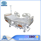 Bae502 Multifunctional 4 Linak Motors Electric ICU Hospital Bed with X-ray Transmitting