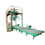 China New Cheap Chemical Material Block Ton Bag Packing Machine for Chemical Powder