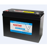 Rechargeable 2000 Times 12V 100ah Lithium Battery for Solar Storage System