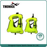 Inflatable Adult and Kids Life Jacket for Swimming Snorkeling