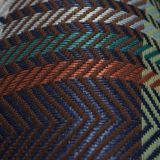 Polyester Woven Yarn Dyed Jacquard Chenille Upholstery Fabric