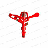 """3/4"""" Male Thread Plastic Impact Sprinkler with 360 Degree Rotating"""