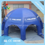 10m Dia Blue Inflatable Spider Dome Party Tent for Outdoor Event