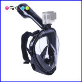 Snorkelling Design Swimming Panoramic Diving Respirator Mask