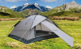 3000mm Waterproof Outdoor Camping Umbrella Tent with Luggage Shelter