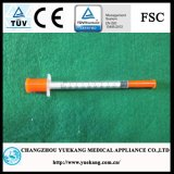 Insulin Syringe with Needle - 1ml 29g (100 per box) with Ce& ISO Approved