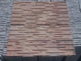Hot Sell Red Quartzite Slate Wall Panel Stack Stone