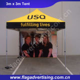 Strong Aluminium Folding 3X3 Custom Fabric Pop up Event Tent