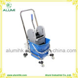 Wringer Cleaning Cart Cleaning Trolley for Hotel and Restaurant Using