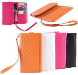 Wallet Leather Purse Case/Flip Cover/Fundas for iPhone6
