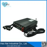 Full HD Vehicle Blackbox DVR 4CH Mdvr Player H. 264